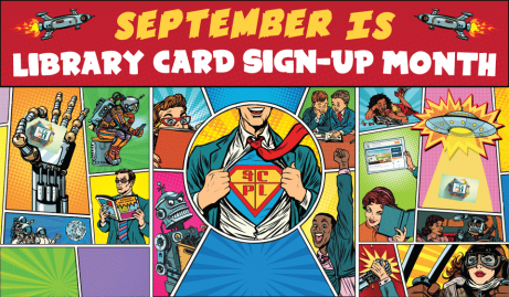 National Library Card Sign Up Month 2017