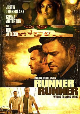 movie cover - Runner Runner