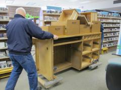 Reference Desk removal
